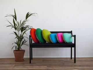 testfreitag Moderner Flur, Diele & Treppenhaus von Felix Lux - homify Modern