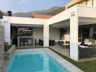 Balcones y terrazas mediterráneos de Triptico Diseño y Construcción Mediterráneo