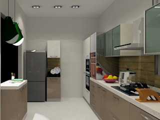 Modular Kitchen : modern  by Lakkad Works,Modern