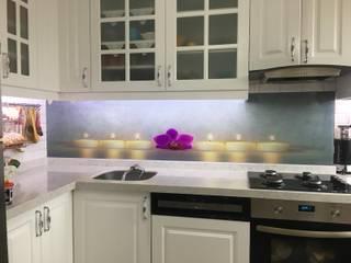 3d mutfak tezgah arası cam fiayatları 3D Mutfak tezgah arası cam İç Dekorasyon Cam