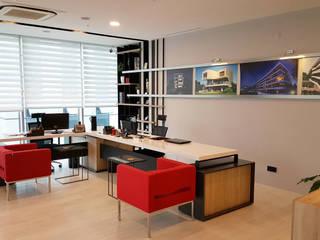 CM² Mimarlık ve Tasarım Stüdyosu – CM² Mimarlık ve Tasarım Stüdyosu - İç Mekan Tasarımı ve Uygulama, Nilüfer-Bursa: modern tarz , Modern