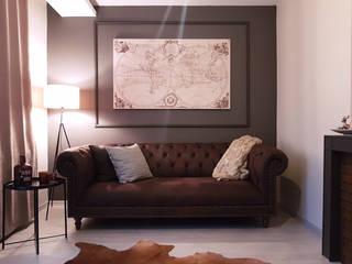 T.A. Evi - İç Mekan Tasarımı, Bursa CM² Mimarlık ve Tasarım Stüdyosu Rustik