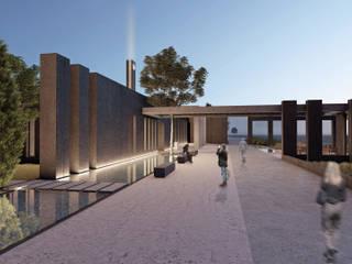 Cami Tasarımı Fikir Yarışması, Eşdeğer Mansiyon Ödülü Modern Müzeler CM² Mimarlık ve Tasarım Stüdyosu Modern