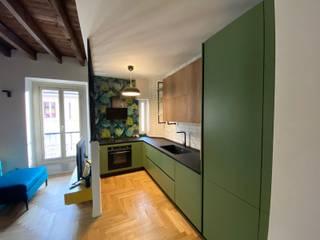 Giorgio Gravina Industrial style kitchen