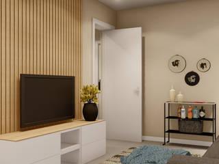Rima Design Modern living room
