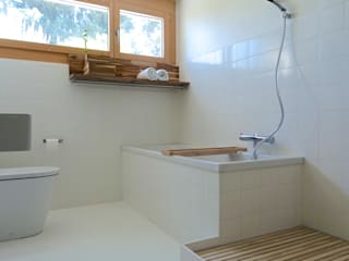 Rustikale Badezimmer von Studio Baumann Rustikal
