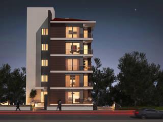 Mumcu İnşaat, 1. Etap CM² Mimarlık ve Tasarım Stüdyosu Modern