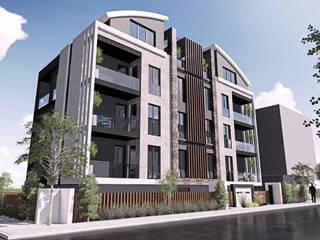 Halman Konak, Bursa CM² Mimarlık ve Tasarım Stüdyosu Modern