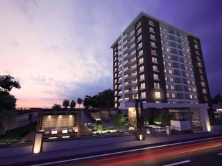 Güntaş Dülgeroğlu Sitesi, Uşak Modern Evler CM² Mimarlık ve Tasarım Stüdyosu Modern