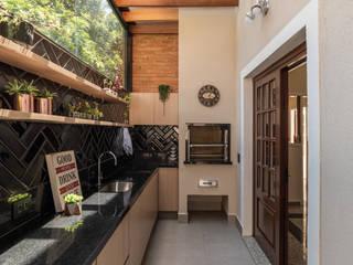 by Débora Vassão Arquitetura e Interiores Modern