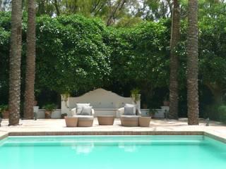 Bottanicca Landscape Architects Studio Marbella Kolam taman