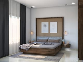 AreaPlanz Design Small bedroom