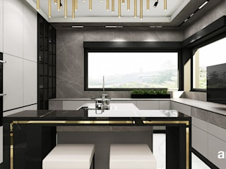 Modern kitchen by ARTDESIGN architektura wnętrz Modern