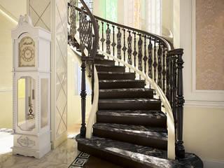 Дизайн проект интерьера дома в классическом стиле от Дизайн-студия 'Mankaraya' Классический