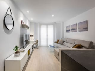 Vivienda GS Comedores de estilo moderno de Destudio Arquitectura Moderno
