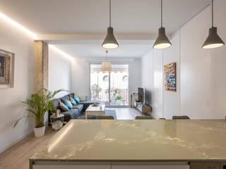 Vivienda PyA Comedores de estilo moderno de Destudio Arquitectura Moderno