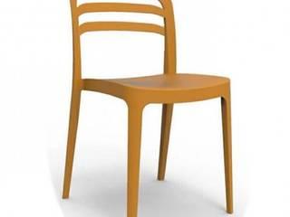 Palmiye Koçak Sandalye Masa Koltuk Mobilya Dekorasyon OgródMeble ogrodowe Żółty