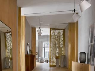 Баланс стихий Коридор, прихожая и лестница в стиле минимализм от IDEAS CLUB Минимализм