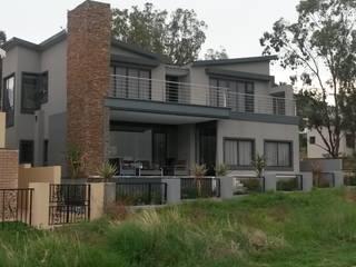 Private Residence, Eye of Africa Estate by von Bruun (PTY) ltd Modern