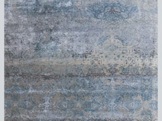 Hand Knotted Tibetan Carpet by Capital Carpet Company Mediterranean