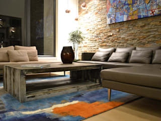 Garage Interiorismo y Diseño Living roomAccessories & decoration