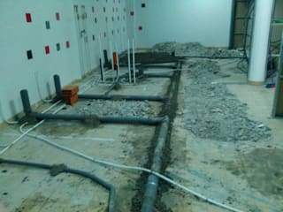 IIP - Reabilitação e Construção Oficinas y Tiendas