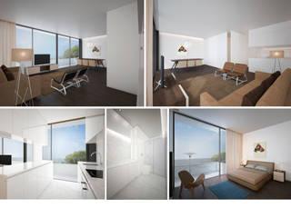 Afonso Cordeiro 85   AC85 por Martina Arquitetura Minimalista