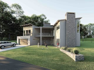House du Toit, Gansbaai, Western Cape by PrinsARCH | Architectural Studio