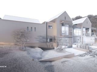 Proposed new Holiday House by PrinsARCH | Architectural Studio Modern