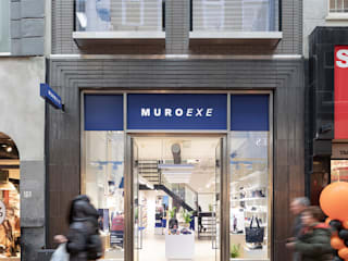 Retail - Muroexe Ámsterdam Oficinas y tiendas de estilo moderno de Destudio Arquitectura Moderno