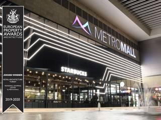 MetroMall Alışveriş ve Yaşam Merkezi MSA MİMARLIK