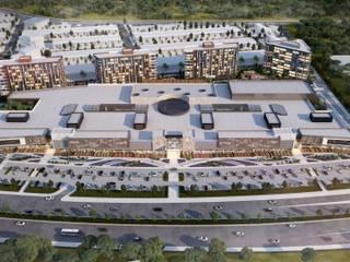 Otonomi Outlet, Residence, Otel, Ofis MSA MİMARLIK