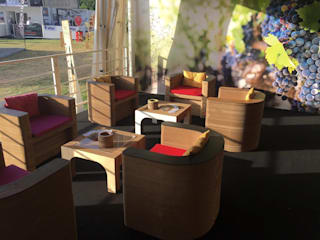 Sekkei Design Sostenibile Living roomSofas & armchairs