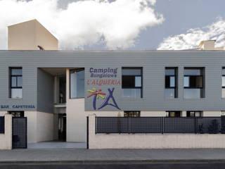 Cedral Hotel moderni Grigio