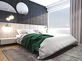 Modern style bedroom by Ambience. Interior Design Modern