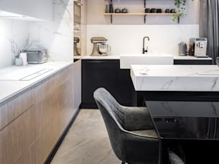 Ambience. Interior Design Modern Kitchen