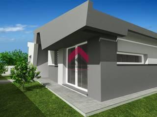 Moradia Isolada Terrea - Paço (Aveiro) - 230.000.00 - já em Construção por Nítida Inspiração Sociedade Imobiliária, Unipessoal, Lda.