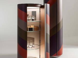 Tango, set of two cabinets for Laurameroni de BARTOLI DESIGN Moderno