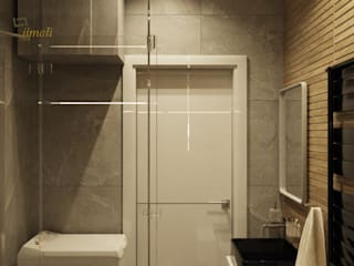 Студия MONT BLANC Ванная в стиле лофт от IIMALI Лофт