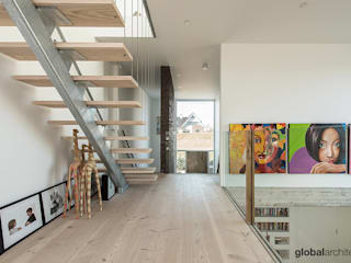 House as a Rock van Global Architects