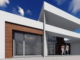 TEREL de Dyov Arquitectura NATURAL, Passivhaus concept. 696.663.559 y 653.77.38.06 Moderno