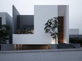Casa Madero Casas minimalistas de CIC ARQUITECTOS Minimalista
