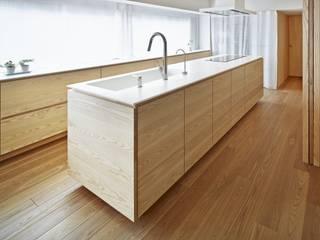オーダーキッチン 広島 マンション リフォーム リノベーション 施工事例 食洗機 AEG の ちいさなキッチンメーカー・DAIDA