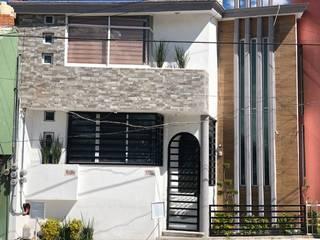 Remodelación de fachada de Gustavo Delgado Arquitecto