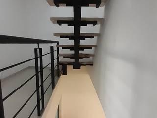 Casas Linda Vista Casas modernas de Gustavo Delgado Arquitecto Moderno