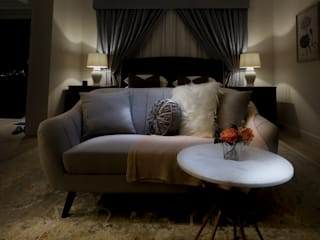 Colonial style bedroom by FN Design Colonial