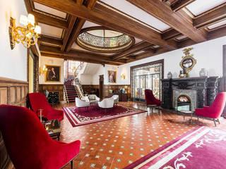 Salas de estilo clásico de Ferreira de Sá Clásico