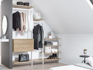 Regalraum GmbH VestidoresPlacares y cómodas