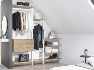 Regalraum GmbH Giyinme OdasıElbise Dolabı & Komodinler