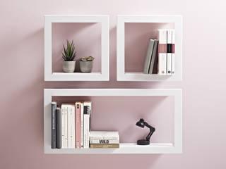 Regalraum GmbH Living roomShelves